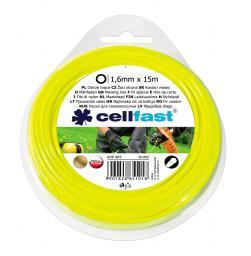 Cellfast Żyłka tnąca okrągła 1,6mm x 15mb 35-002