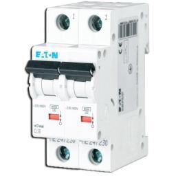 Eaton Wyłącznik nadprądowy 400V CLS6-B16/2-DP 2 bieguny - 270374