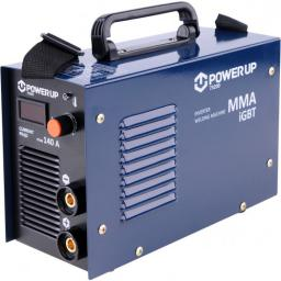Power Up Spawarka inwertorowa 140A MMA IGBT 230V (73200)