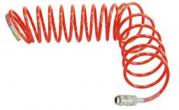 MEGA Wąż pneumatyczny spiralny 6mm 5m (66250)