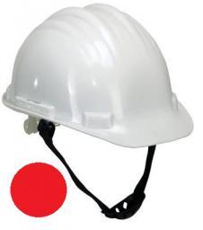 Lahti Pro Kask ochronny przemysłowy II kategorii czerwony L1040106