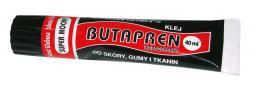 Klej elastyczny Butapren do skóry, gumy i tkanin 40g