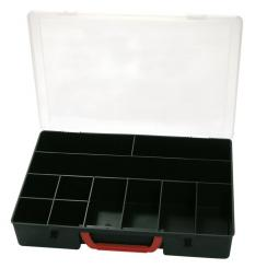 MEGA Organizer 10 przegród 305x220x50mm (35523)