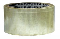 MEGA Taśma pakowa przezroczysta 48mm 50m - 13133