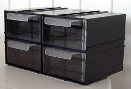Profix Szafka plastikowa z szufladkami PX 4 szufladki - 35804