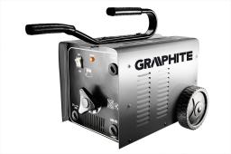 GRAPHITE Spawarka transformatorowa 230/400V 55 - 160A - 56H800