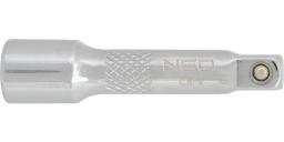 """NEO Przedłużka 1/4"""" 75mm (08-252)"""