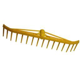 Profix Grabie plastikowe do siana 16-zębów nieoprawione 550mm - 12250