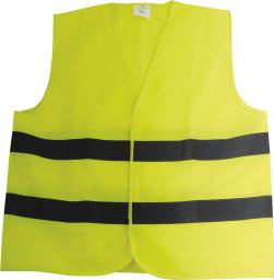 Topex Kamizelka ostrzegawcza żółta (82S170)