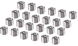 NEO Wkłady do naprawy gwintów M8 20szt. (11-907)