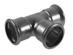 KAN-therm Trójnik INOX 108x108x108mm - 620433.0