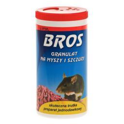 Bros Granulat na myszy i szczury 250g (048)