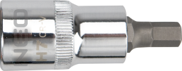 """NEO Nasadka trzpieniowa imbusowa hex 1/2"""" H19 x 55mm (08-778)"""