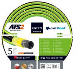 """Cellfast Wąż ogrodowy Green 3/4"""" 50m (15-121)"""