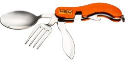 NEO Scyzoryk biwakowy pomarańczowy (63-027)