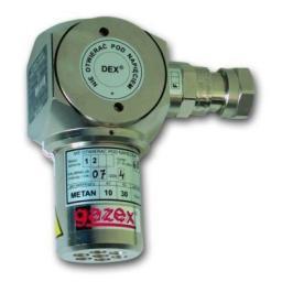 Gazex Dwuprogowy detektor propan-butanu - DEX-15/N.10/30
