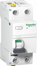 Schneider Electric Wyłącznik różnicowoprądowy 2P 63A 0,03A typ AC iID - A9Z11263