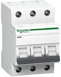 Schneider Electric Wyłącznik nadprądowy 3P B 16A 6kA AC K60N (A9K01316)