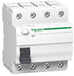 Schneider Electric Wyłącznik różnicowoprądowy 4P 40A 0,03A typ AC ID K (A9Z05440)