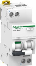Schneider Wyłącznik różnicowo-nadprądowy 2P 16A B 0,03A typ AC iDPN N VIGI (A9D55616)