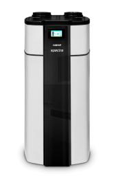 Galmet Pompa powietrzna ciepła Spectra GT z jedną wężownicą stalową 200L (09-363100)