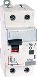 Legrand Wyłącznik różnicowo-nadprądowy 2P 16A B 0,03A typ AC P312 - 410921