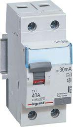 Legrand Wyłącznik różnicowoprądowy 2P 40A 0,03A typ A P302 - 411560