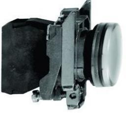 Schneider Electric Wskaźnik świetlny LED 24V biały - XB4BVB1