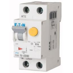 Eaton Wyłącznik różnicowo-nadprądowy PKNM-13/1N/C/003-G 2P 13A C 0,03A typ A - 236149