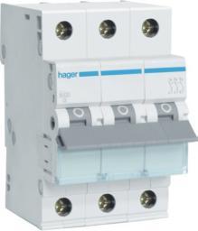 Hager Polo Wyłącznik nadprądowy 3P C 20A 6kA AC MCN320E