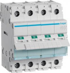 Hager Polo Rozłącznik modułowy 100A 4P SBN490