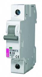 Eti-Polam Wyłącznik nadprądowy ETIMAT 6 1p 6kA B16 (002111516)