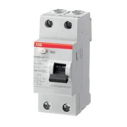ABB Wyłącznik różnicowo-prądowy FH202 AC-25/0,03 25A 2P 2CSF202004R1250