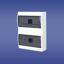 Elektro-Plast Rozdzielnica modułowa RN-24 FALA 2x12 natynkowa IP40 - 7.5