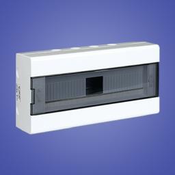 Elektro-Plast Rozdzielnica modułowa SRN-18 1x18 natynkowa IP40 - 1.5