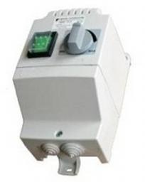 BREVE Regulator elektroniczny obrotów wentylatora ARES 5A IP54 17886-9967