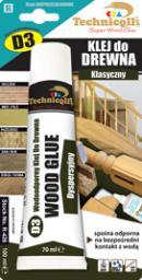 Technicqll Klej do drewna D3 250ml na blistrze - R-631