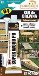 Technicqll Klej do drewna poliuretanowy D4 70ml - R-161