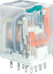 Relpol Przekaźnik przemysłowy miniaturowy 4P 6A 250V IP40 R4-2014-23-5024-WT - 860621