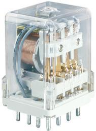 Relpol Przekaźnik przemysłowy miniaturowy 4P 10A 250V IP40 R15-1014-23-3230 - 802212