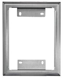 Miwi Urmet Ramka podtynkowa do paneli 2-modułowych - 525/RP2