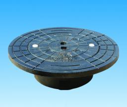 Wavin Właz żeliwny B125 425mm 12,5T 3164142691