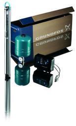 Grundfos Pakiet hydroforowy z pompą głębinową SQE 3-65 96524501