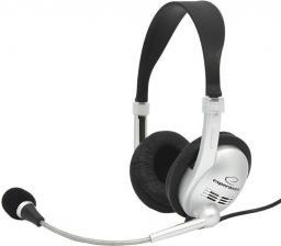 Słuchawki z mikrofonem Esperanza EH115