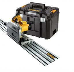 Dewalt Zagłębiarka 165mm+ szyna 1,5m DWS5022 + kufer TSTAK (DWS520KTR)