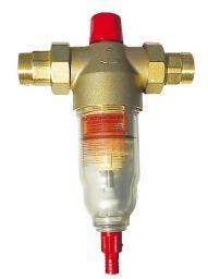 """BWT Filtr z manualnym płukaniem wstecznym EUROPAFILTER RS 1 1/2"""" 10236"""