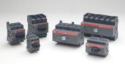 ABB Rączka bezpośrednia do rozłącznik do 125A czerwona - 1SCA108667R1001