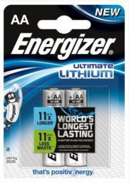 Energizer Bateria Ultimate AA / R6 2szt.
