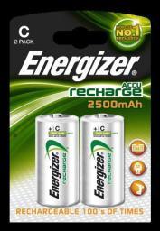 Energizer Akumulator R14 2500mAh C 2szt. - 7638900138740