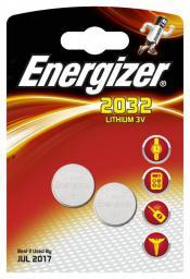Energizer Bateria CR2032 210mAh 2szt.